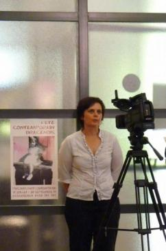Corinne de Battista - Interview par Dragui TV